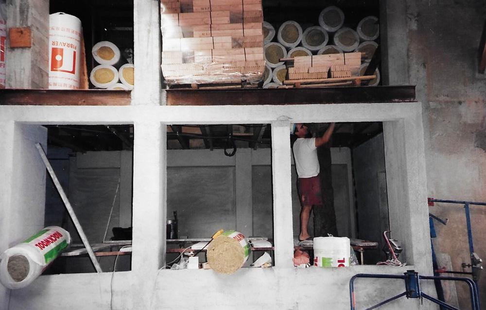 Nouveau Bureau 1997 douat bois